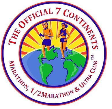 Seven marathons on seven continents
