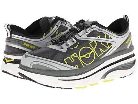 Hoka One shoes come in size 15!